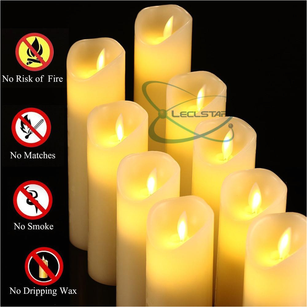1 x flameless candles 3 x 7 1 x flameless candles 3 x 8 1 x flameless candles 3 x 9 2 x remote control 1 x user manual