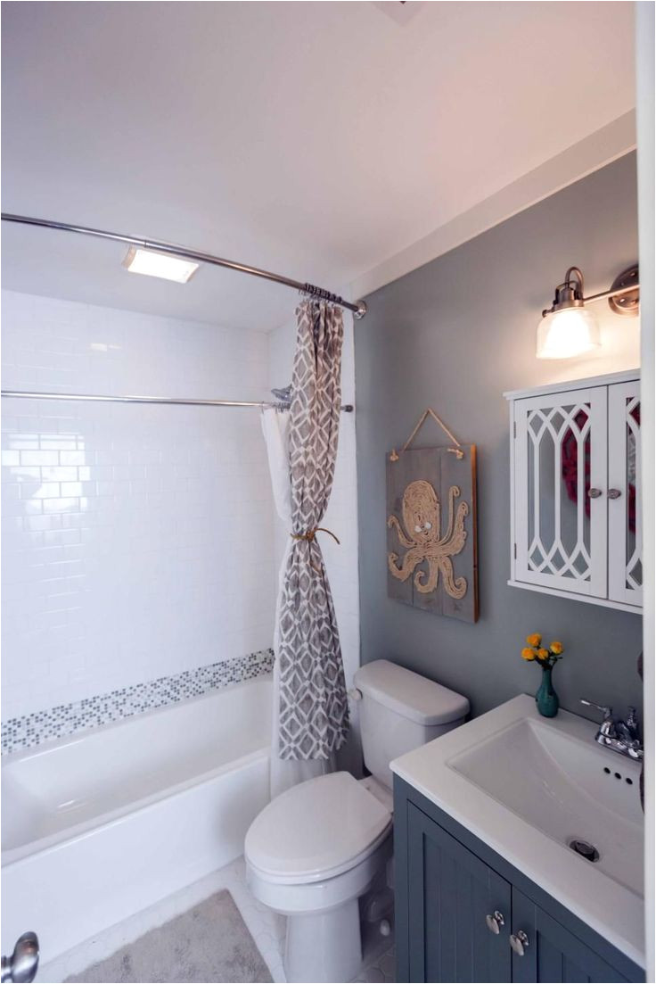 after the makeover the space looks relaxing and spacious with new floors a