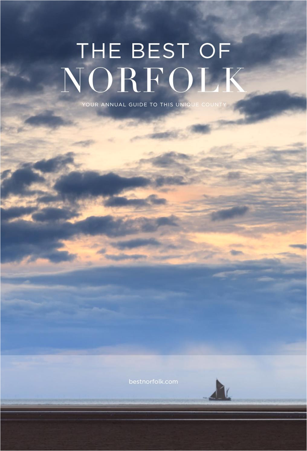 best of norfolk 2018 i an annual curated guide to the best of the county by tilston phillips issuu