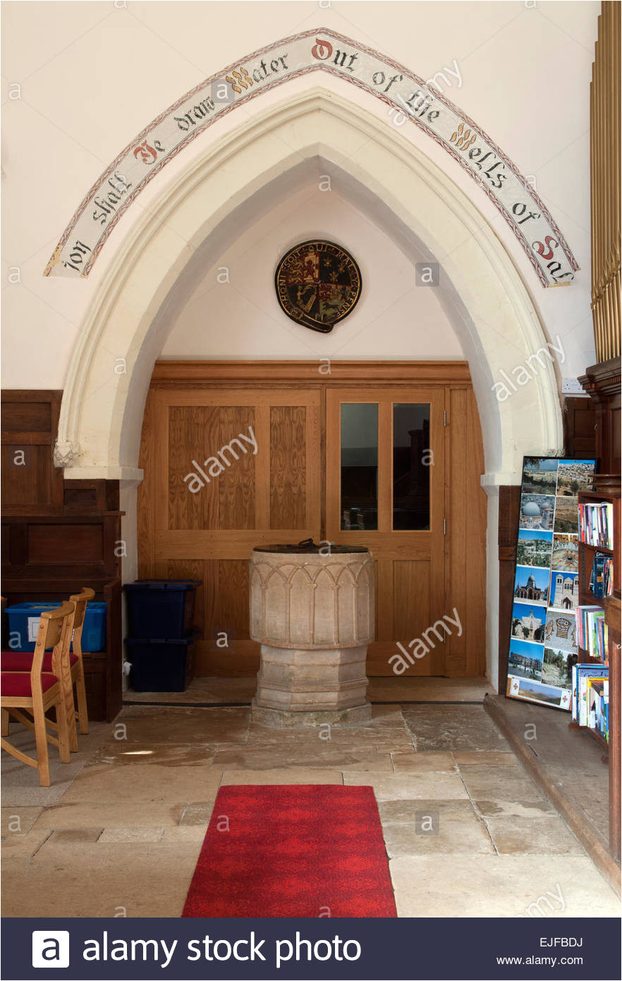 st maria die jungfrau kirche weston on the green oxfordshire
