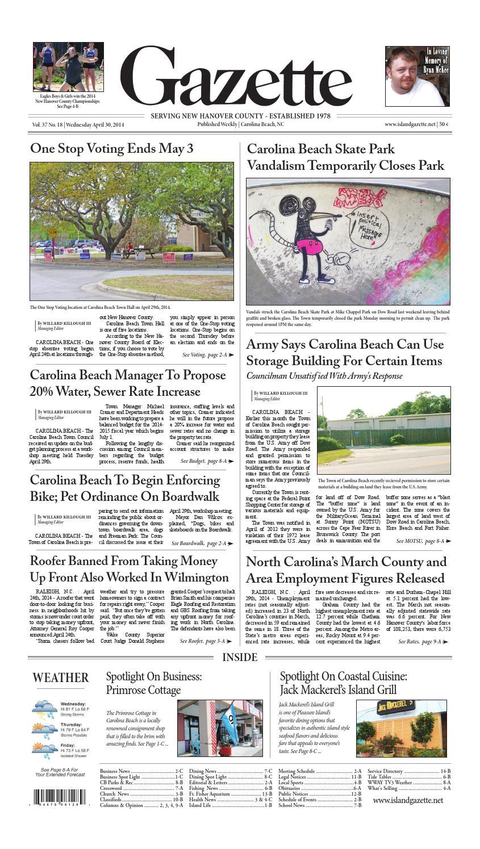 april 30th 2014 island gazette print edition by island gazette newspaper issuu