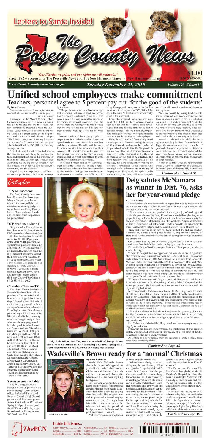 the posey county news december 21 edition letters to santa by the posey county news issuu