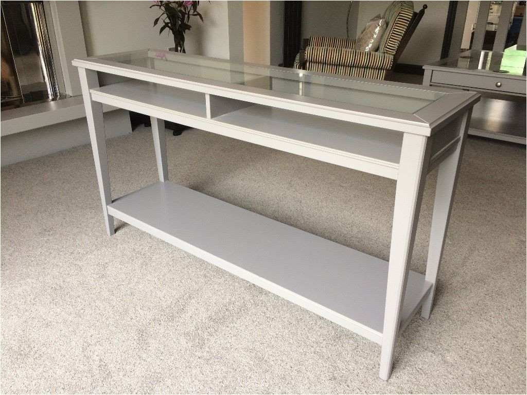 image of awesome console table ikea