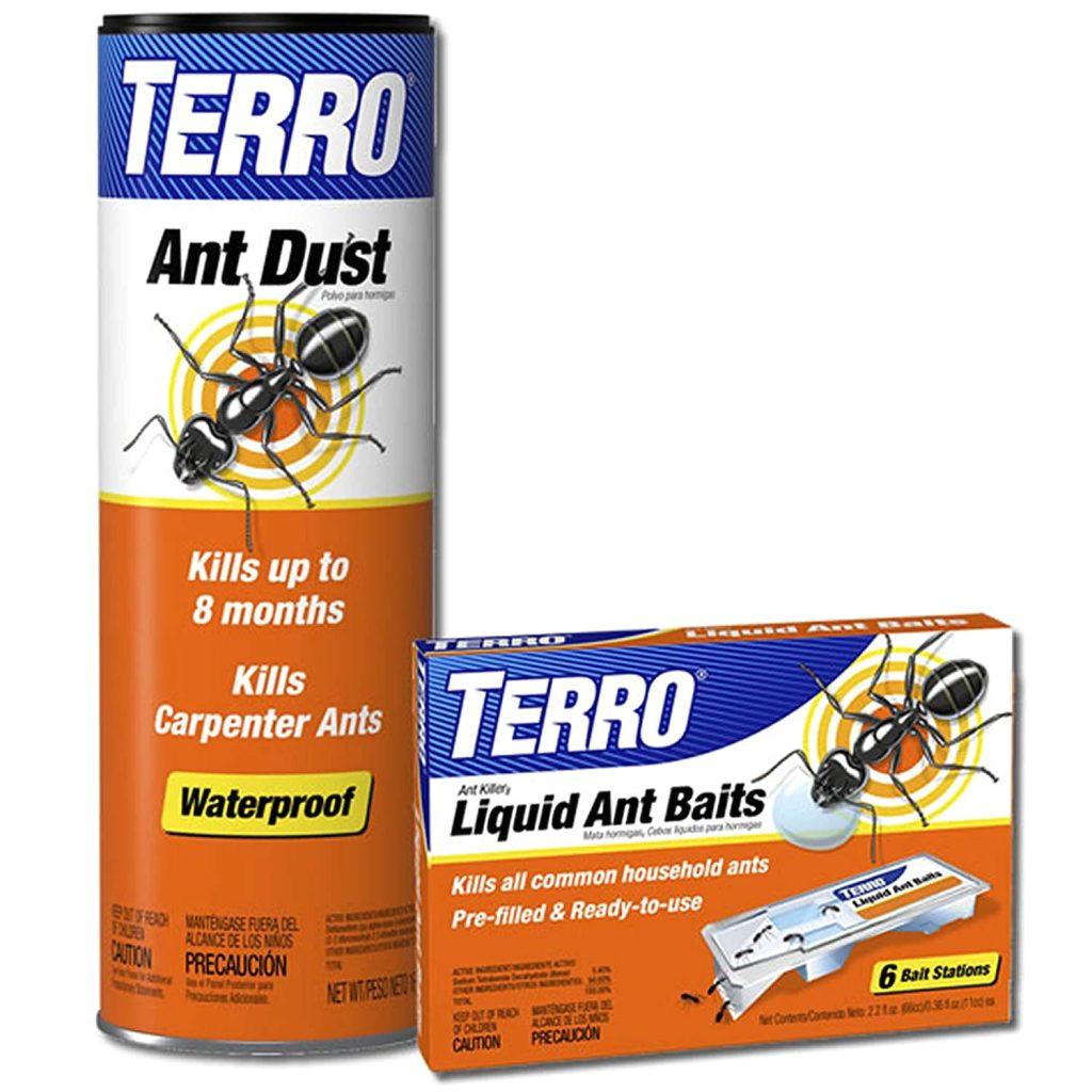 termite bait stations home depot termites amazon com terro t600 liquid ant and dust