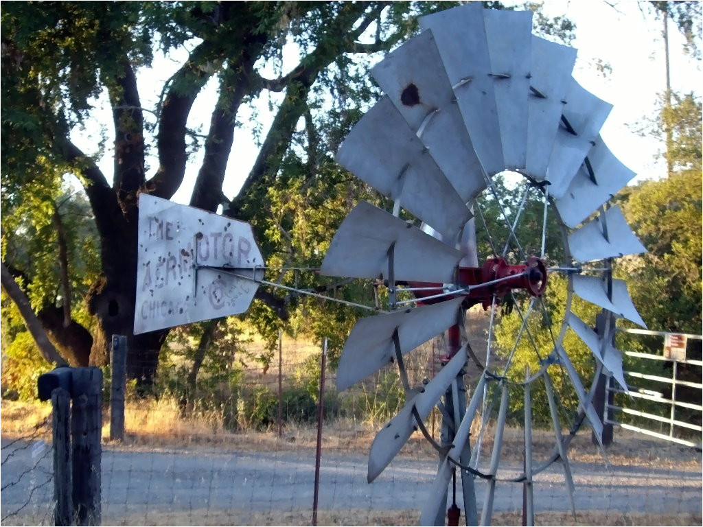 restored aermotor windmill for sale