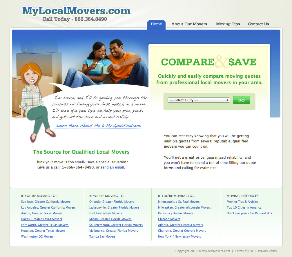 my local movers http www mylocalmovers com