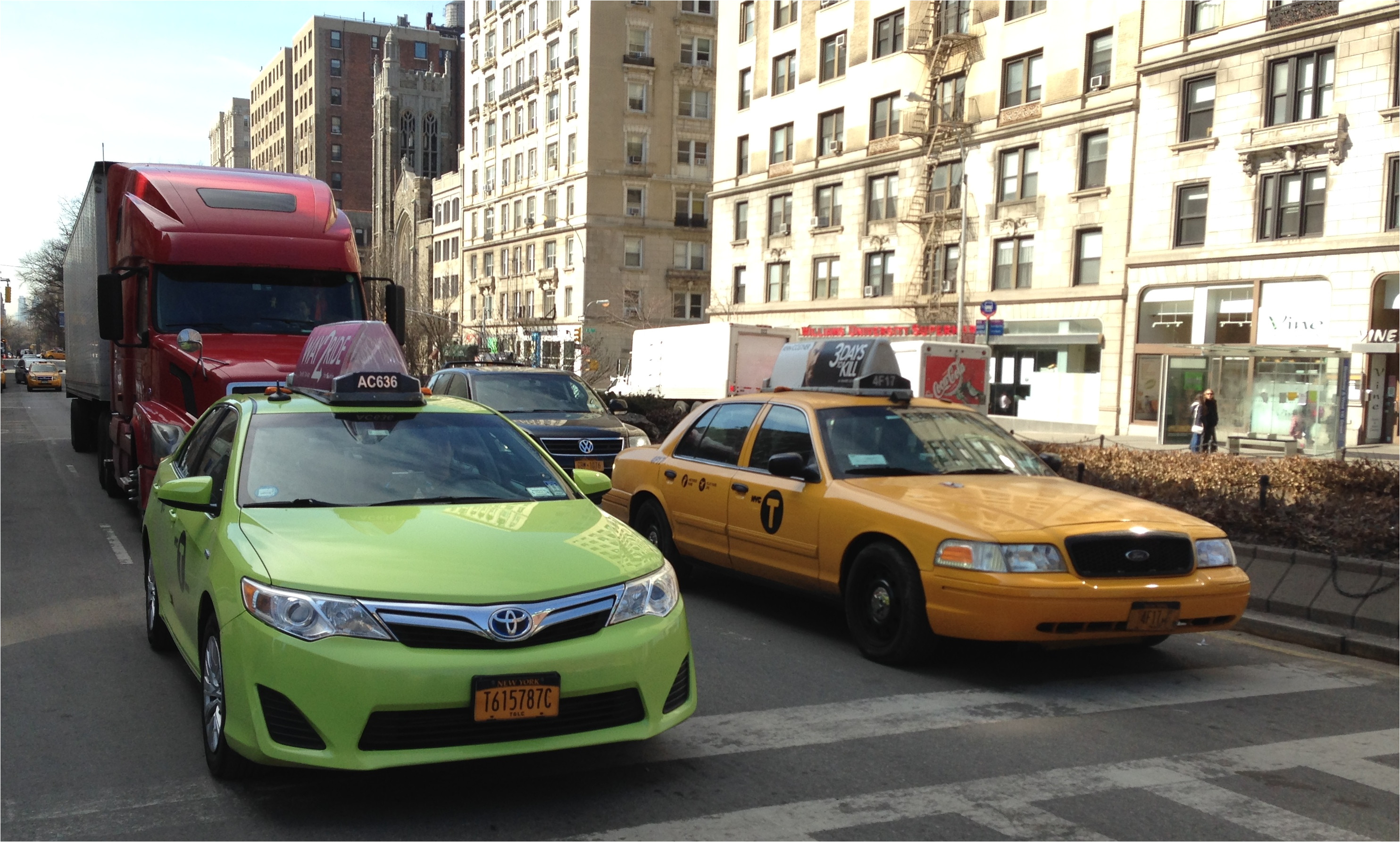 taxicabs of new york city jpg