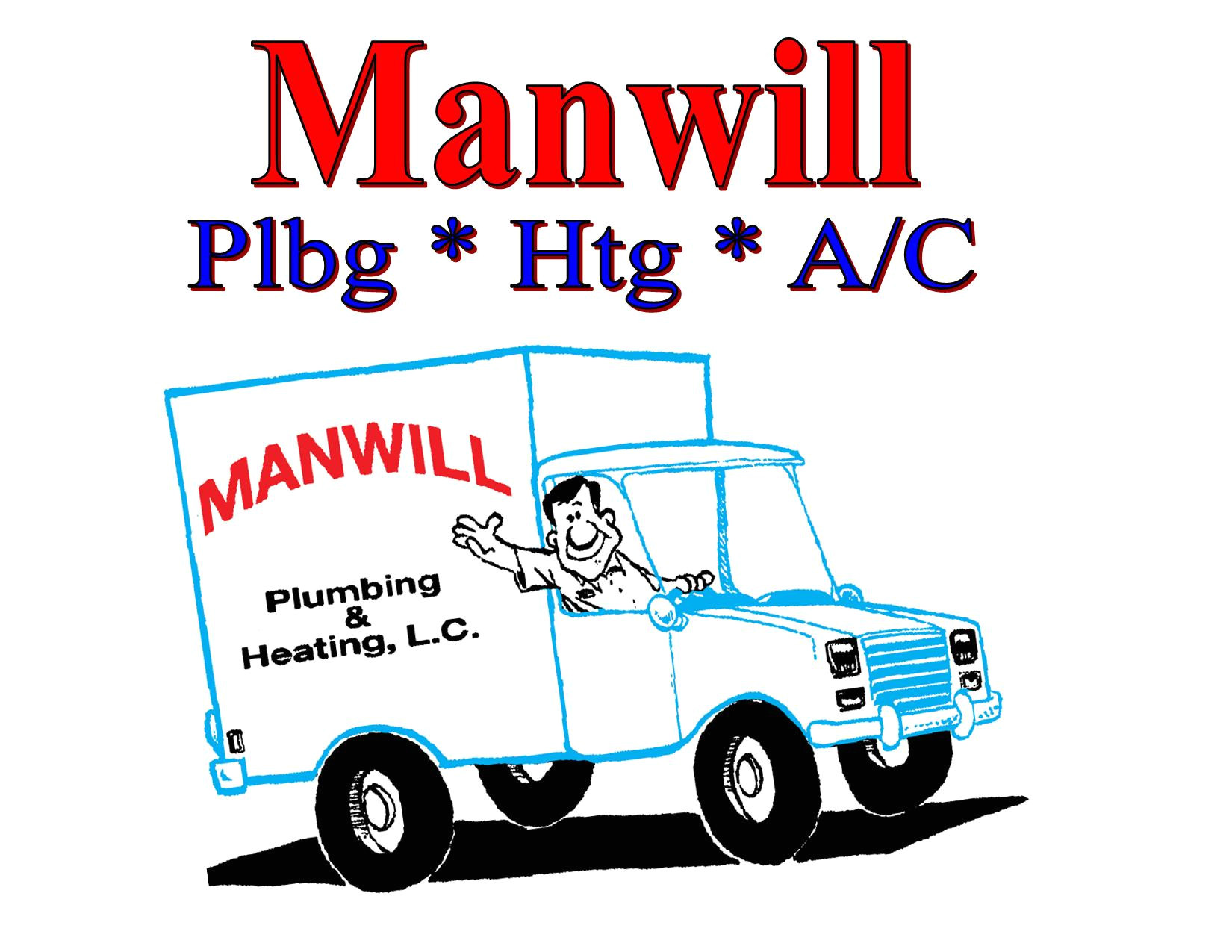 manwill plumbing heating