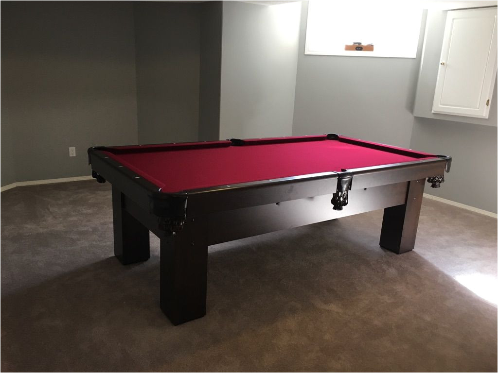 canada billiard special anniversary chocolate pear tree with burgundy cloth pear trees pool tables