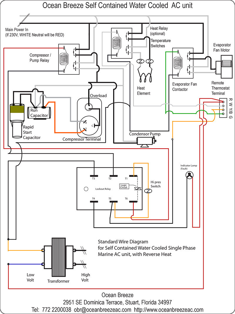 bryant air conditioner wiring diagram detailed schematic diagrams rh 4rmotorsports com air conditioner condenser fan wiring