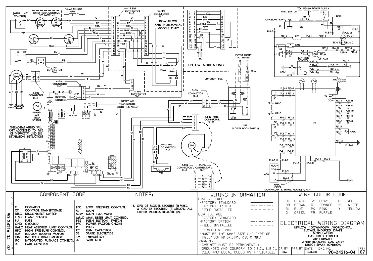 Heil Furnace Wiring Diagram from www.adinaporter.com