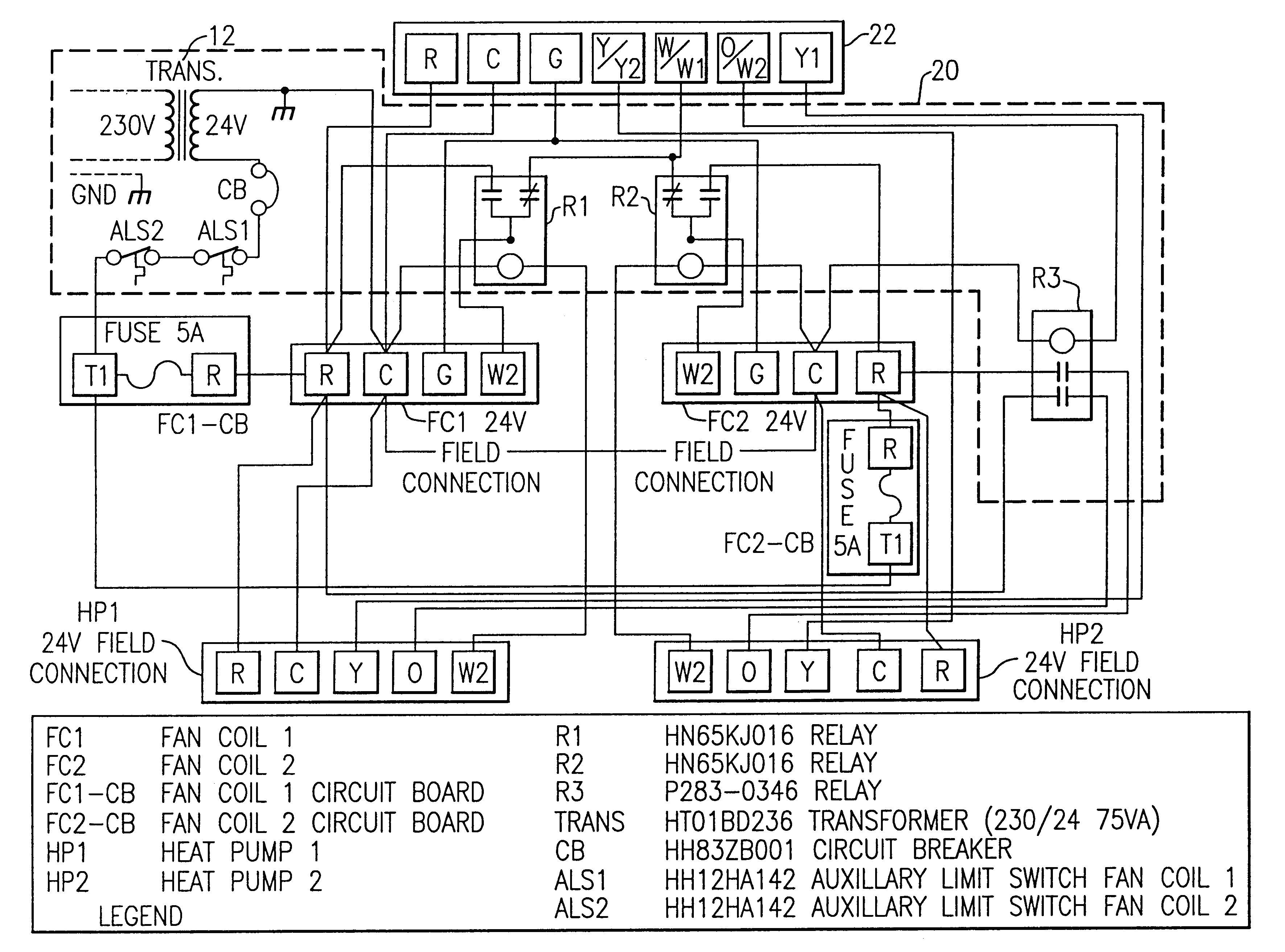 Goodman Gas Furnace Wiring Diagram from www.adinaporter.com