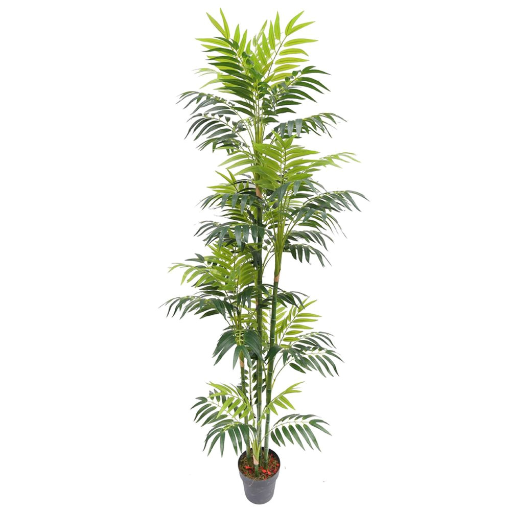 2m artificial areca bamboo palm 64 leaves