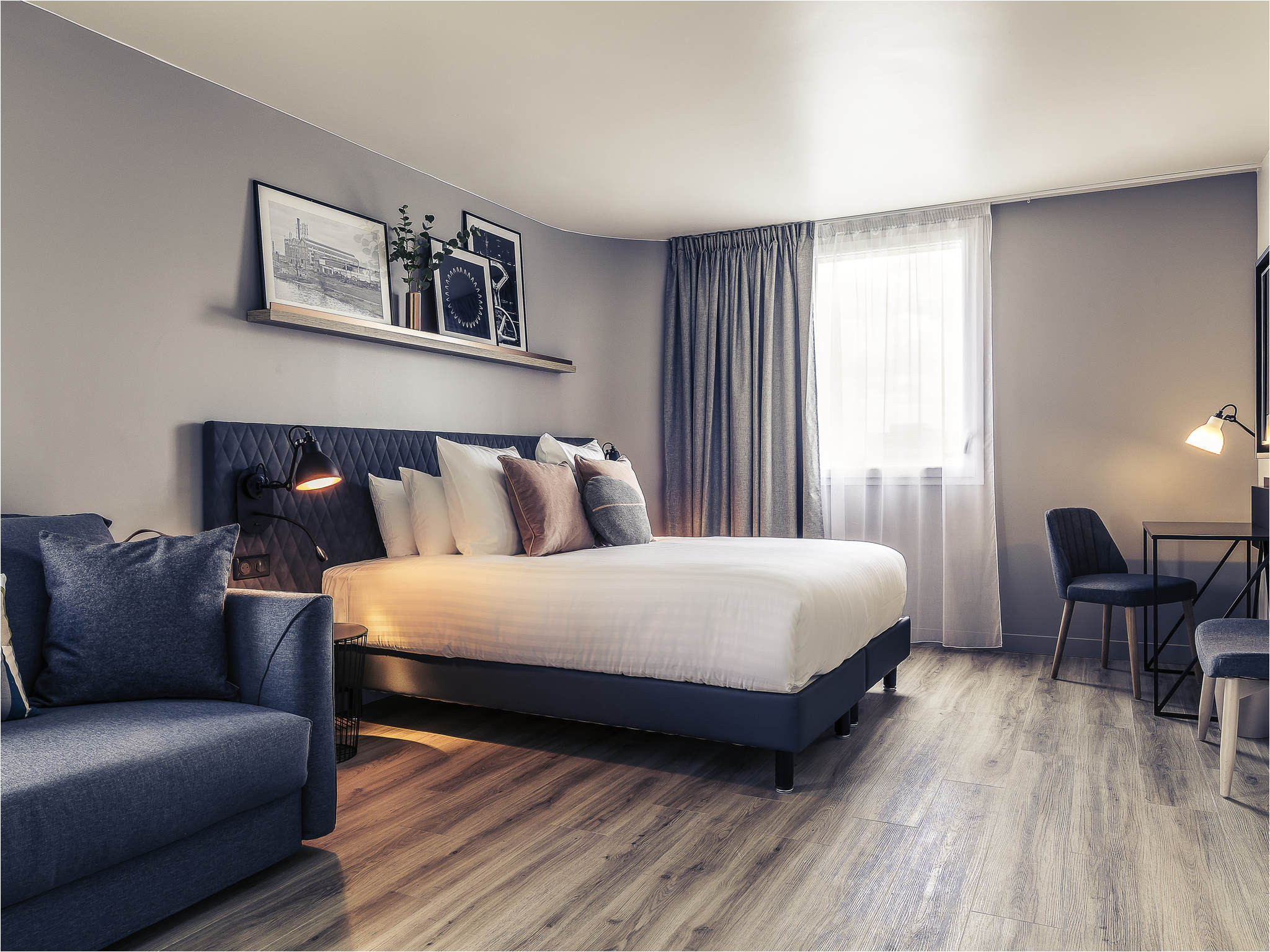 As Seen On Tv Couch Saver Hotel In Gennevilliers Mercure Paris Gennevilliers Hotel