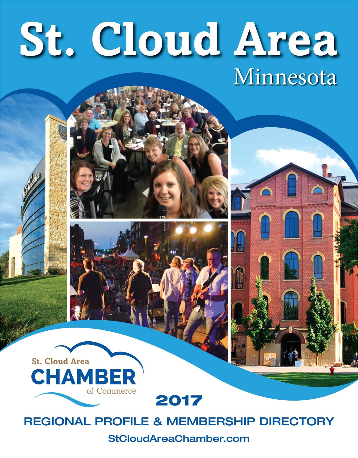st cloud area mn chamber guide 2017 by town square publications llc issuu