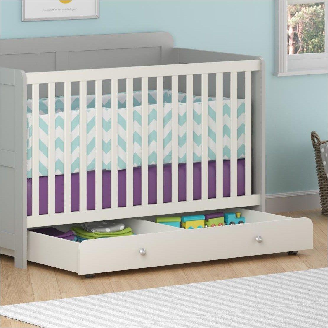 Baby Cribs with Storage Underneath Emerson Underbed Storage Drawer Baby organizing Pinterest
