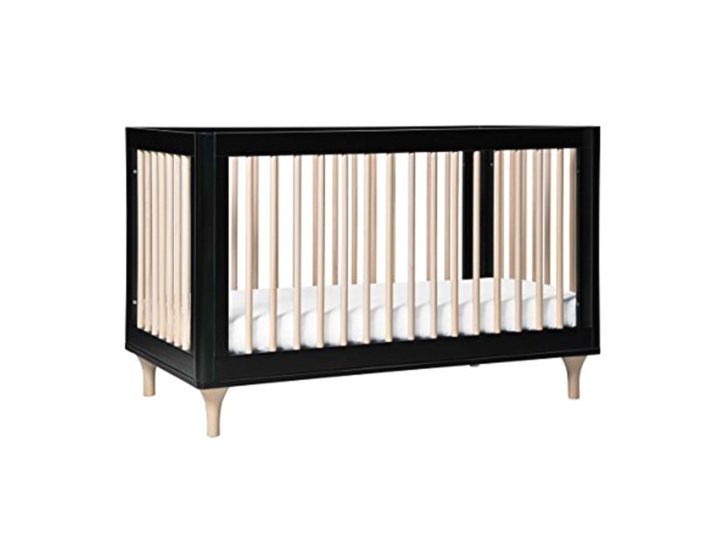babyletto lolly 3 in 1 convertible crib with free toddler rail