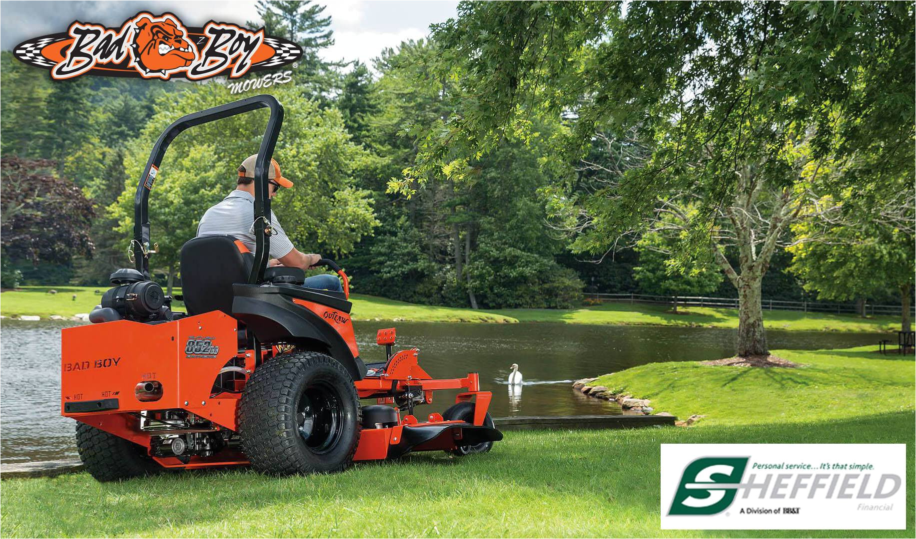 bad boy mowers finance offers