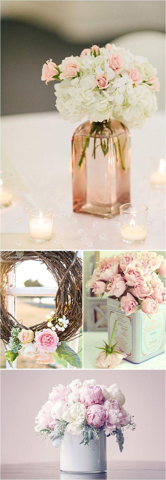 arreglos florales en tonos rosas una explosia n de romanticismo natural