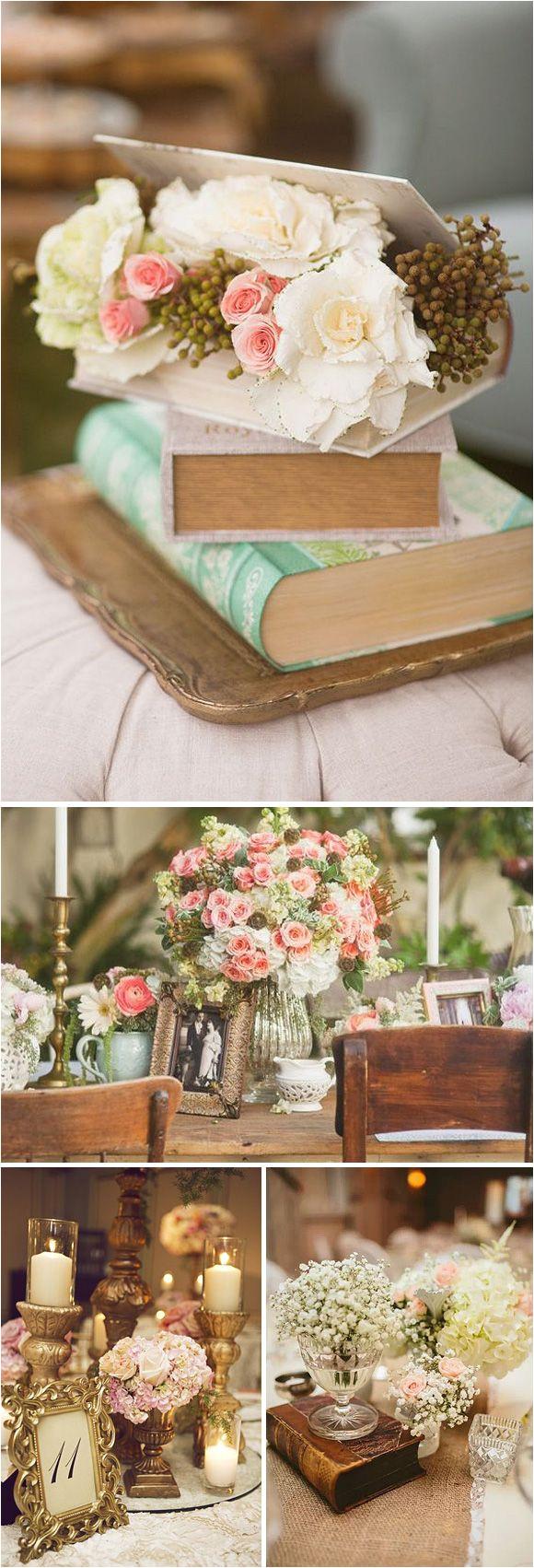 decoracion de bodas tematicas victorianas