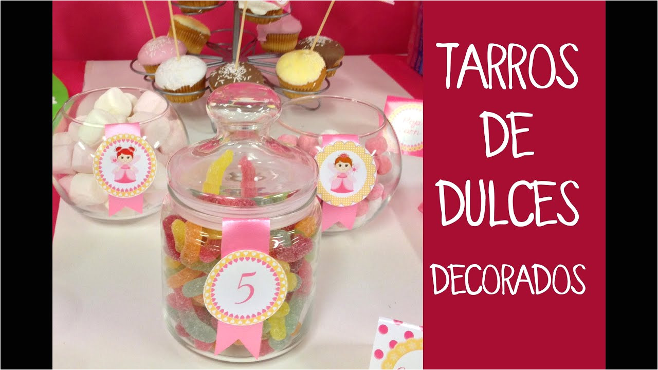 decoracia n de fiestas infantiles decoracia n de botes de cristal para dulces