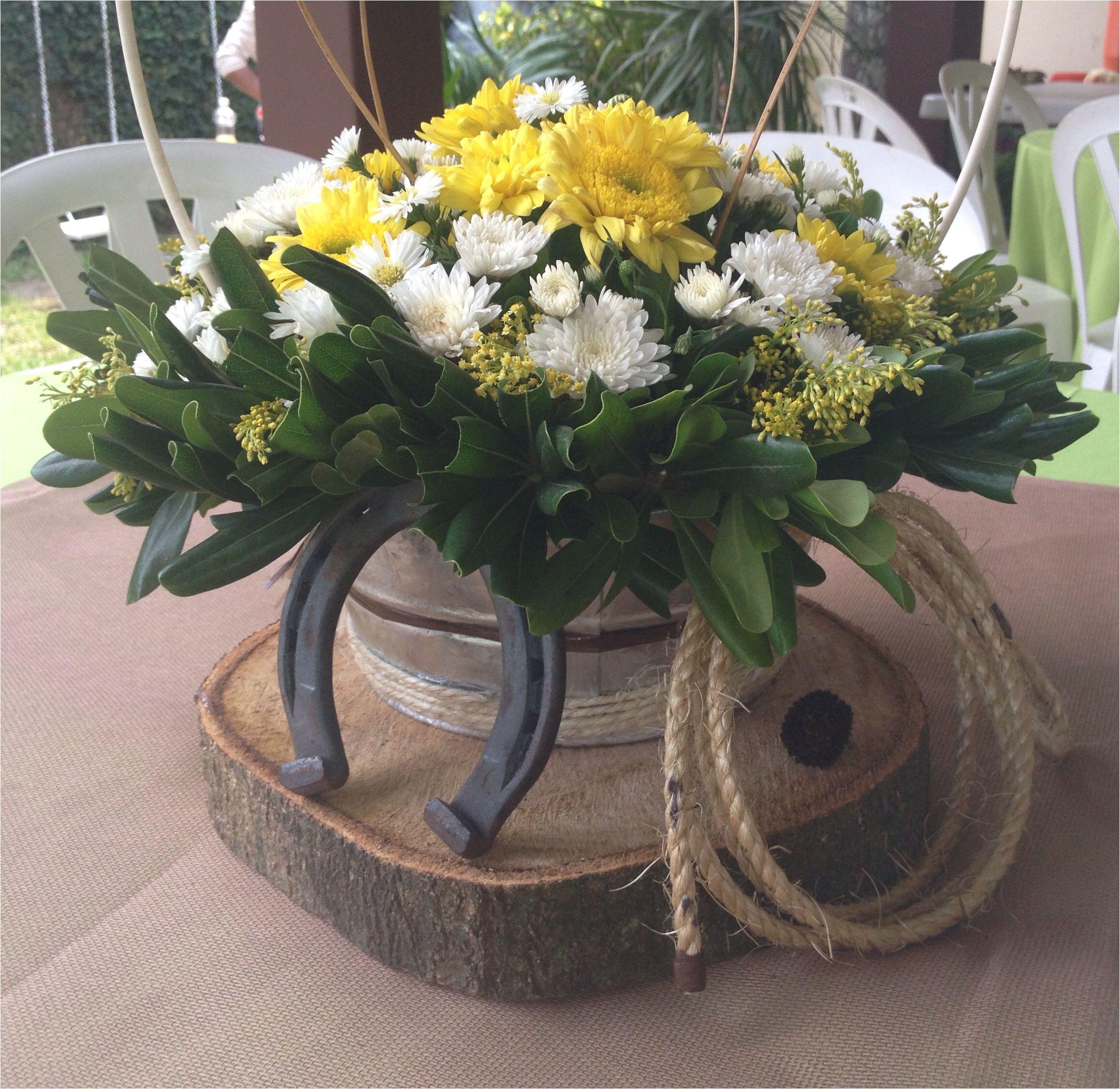 centro de mesa rancho vaquero cowboy centerpiece boda vaquera fiesta vaquera vestido charro