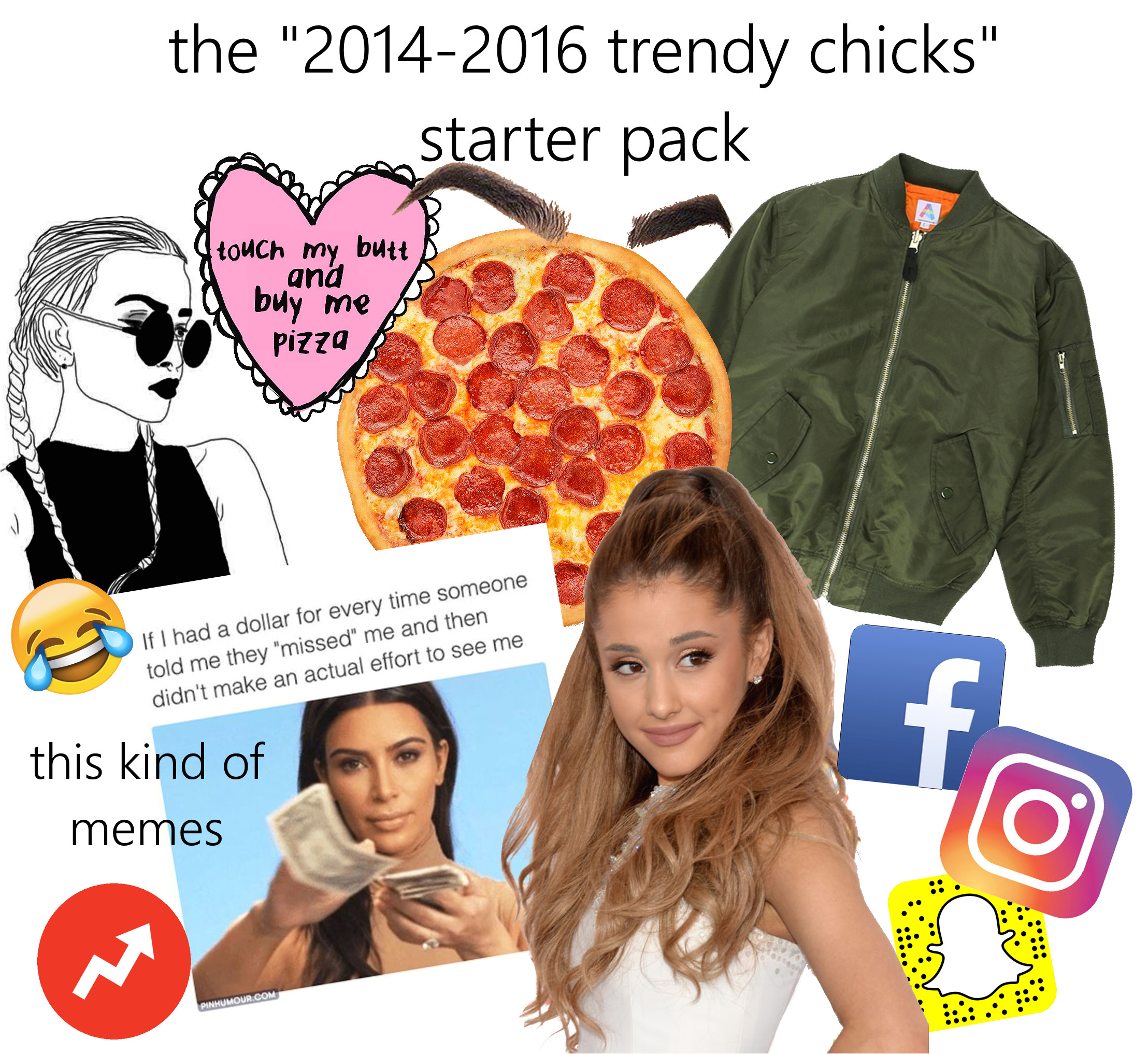 the trendy chicks in 2014 2016