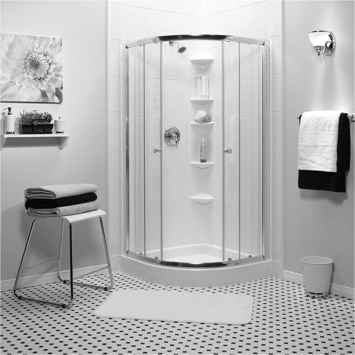 it s your morning corner office bathtub shower stall shower bath fitter shower