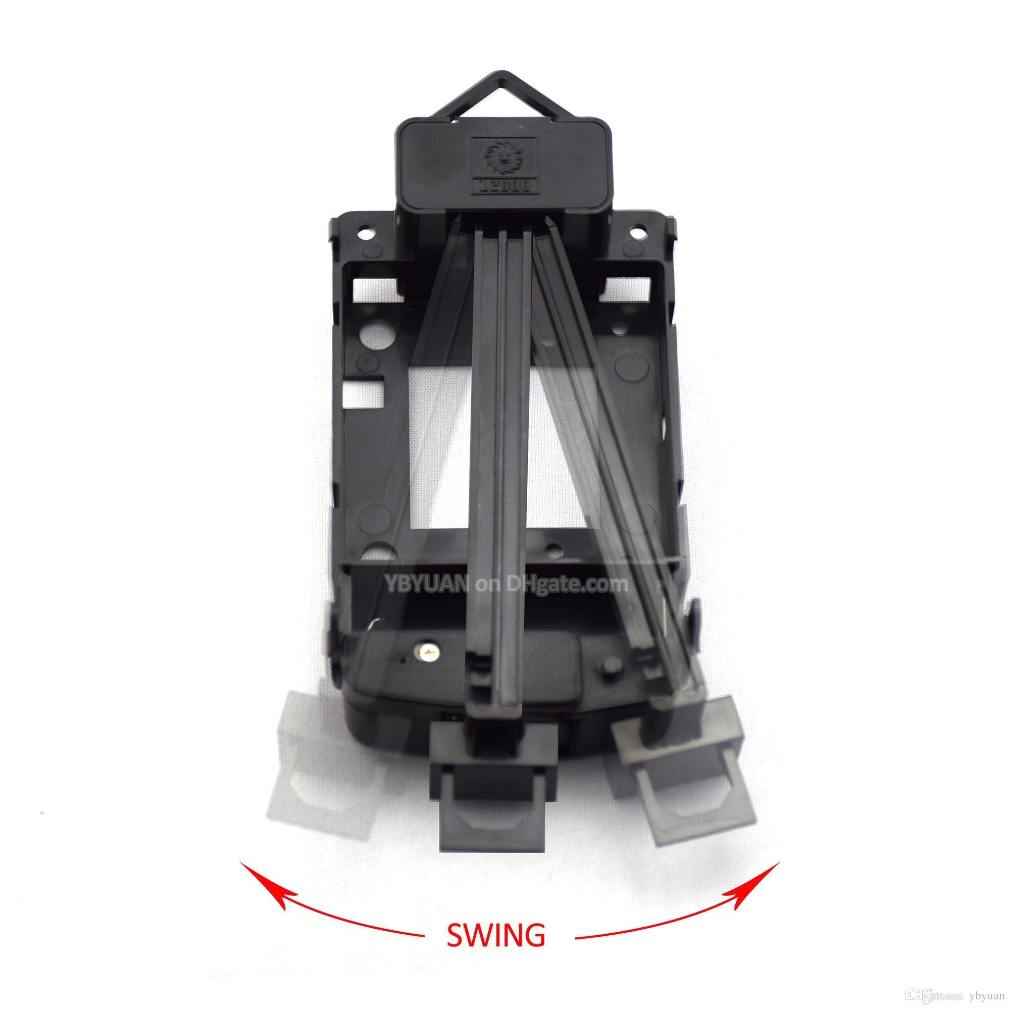 diy general wall clock parts pendulum holder swing device 12888 for timepiece quartz movement mechanism horologe wiggler repair accessories