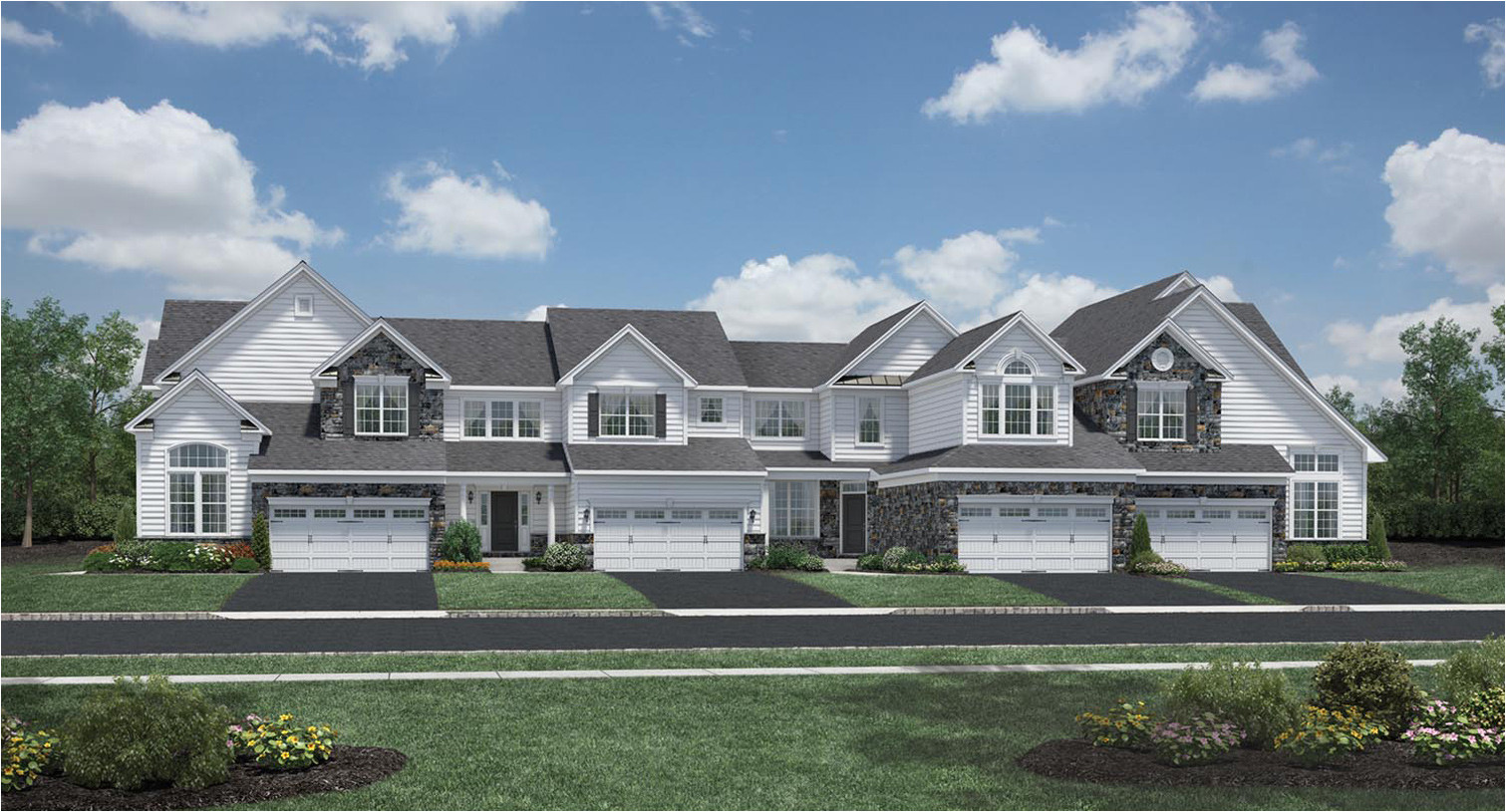 new construction homes plans in newtown square pa 2 196 homes newhomesource