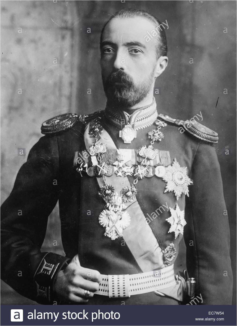 portrat des groa en herzog michael alexandrovich von rua land er war der jungste sohn von kaiser