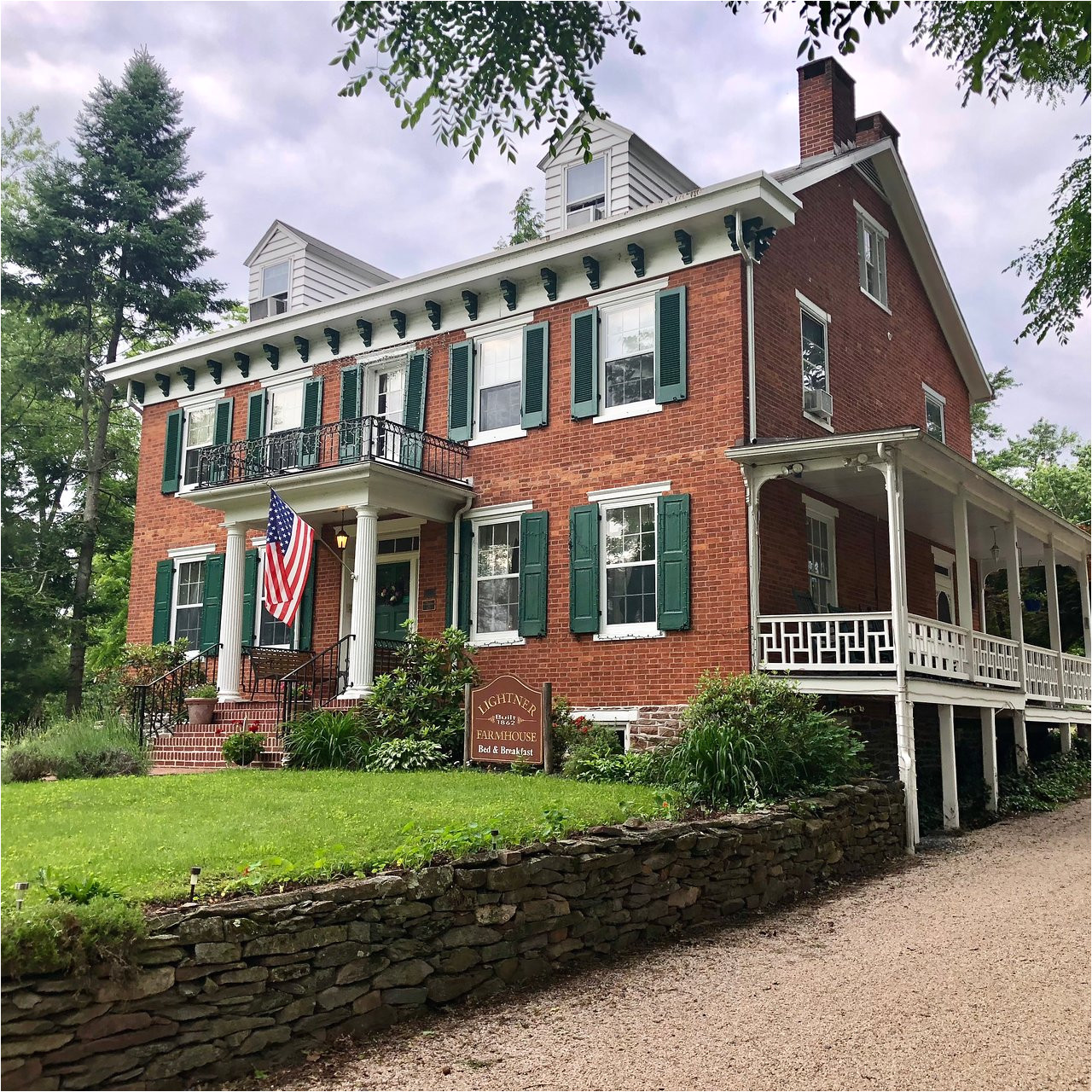 Bed and Breakfast Near Hudson Ohio the Lightner Farmhouse Bewertungen Fotos Preisvergleich