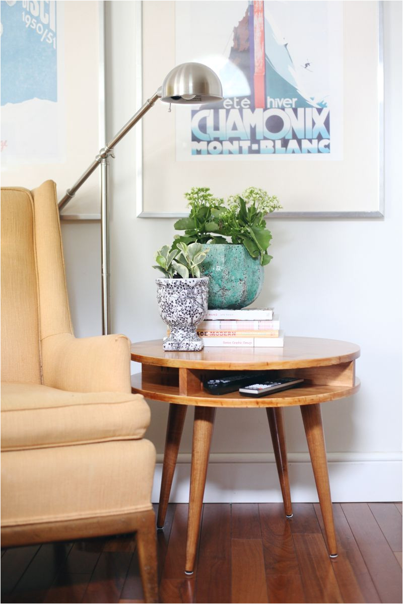 how to build a mid century modern inspired side table from scratch man made diy crafts for men keywords mid century decor diy modern