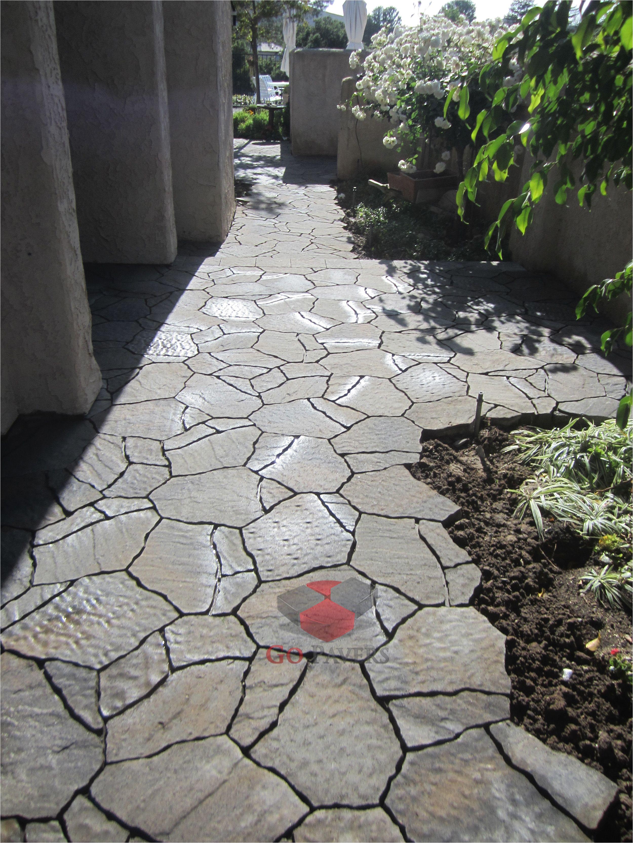 Belgard Pavers Price List 2019 Thousand Oaks Walkway Belgard Mega Arbel Pavers Victorian Color