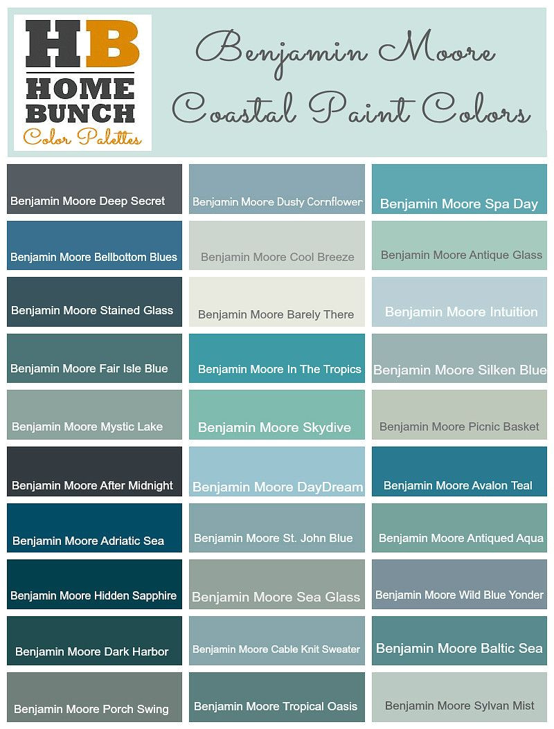 benjamin moore color palette benjamin moore coastal teal aqua blue green gray blues color ideas gray paint colors bm skydive bm antiqued aqua bm