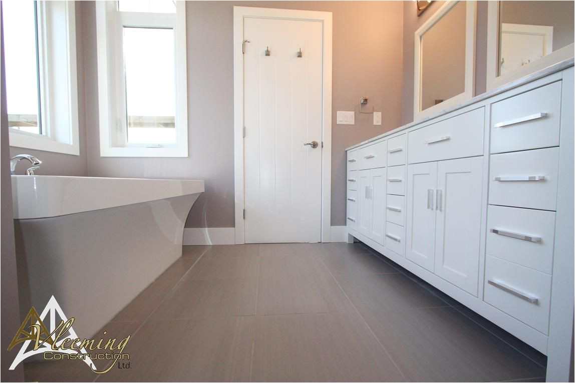 Benjamin Moore Portland Gray Reviews Beautiful Ensuite Wall Color is Benjamin Moore S Elephant Gray 2109