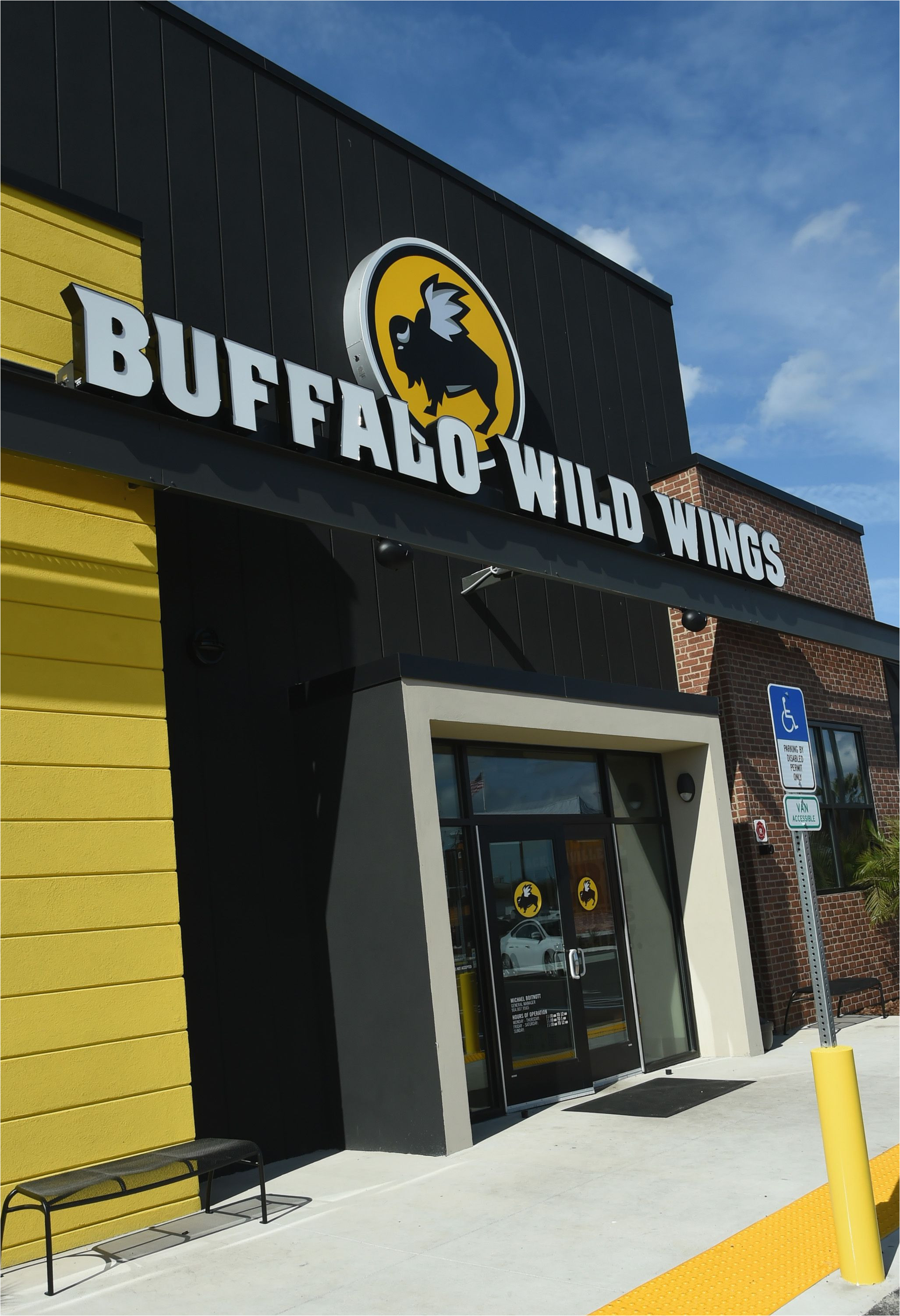 buffalo wild wings restaurant is seen on february 1 2018 in news photo 913487350 1541787745 jpg