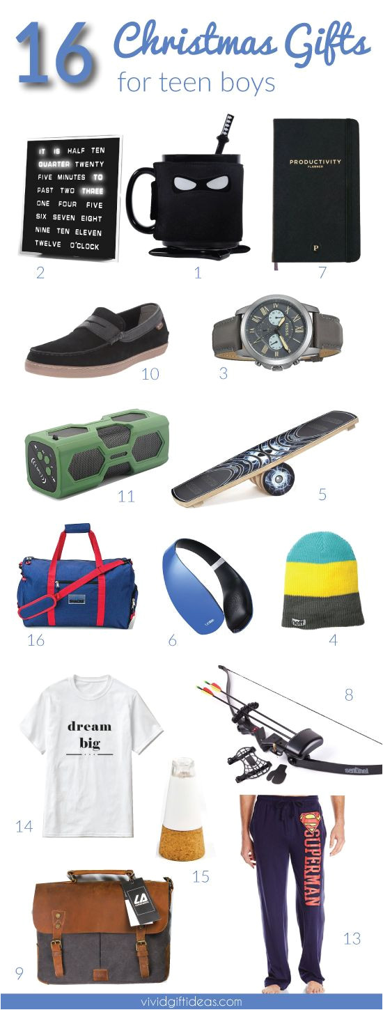 Best Christmas Gifts for Teenage Guys 2019 15 Coolest Christmas Gifts You Can Get for Teen Boys Christmas