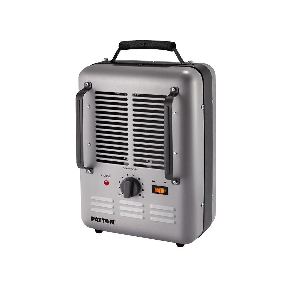 patton 1500 watt utility space heater