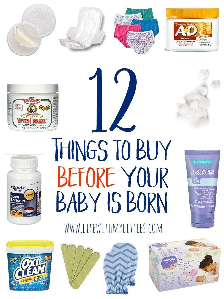 these 12 things to buy before your baby is born are genius great ideas of things you would never think of from a mom of three definitely things you won t