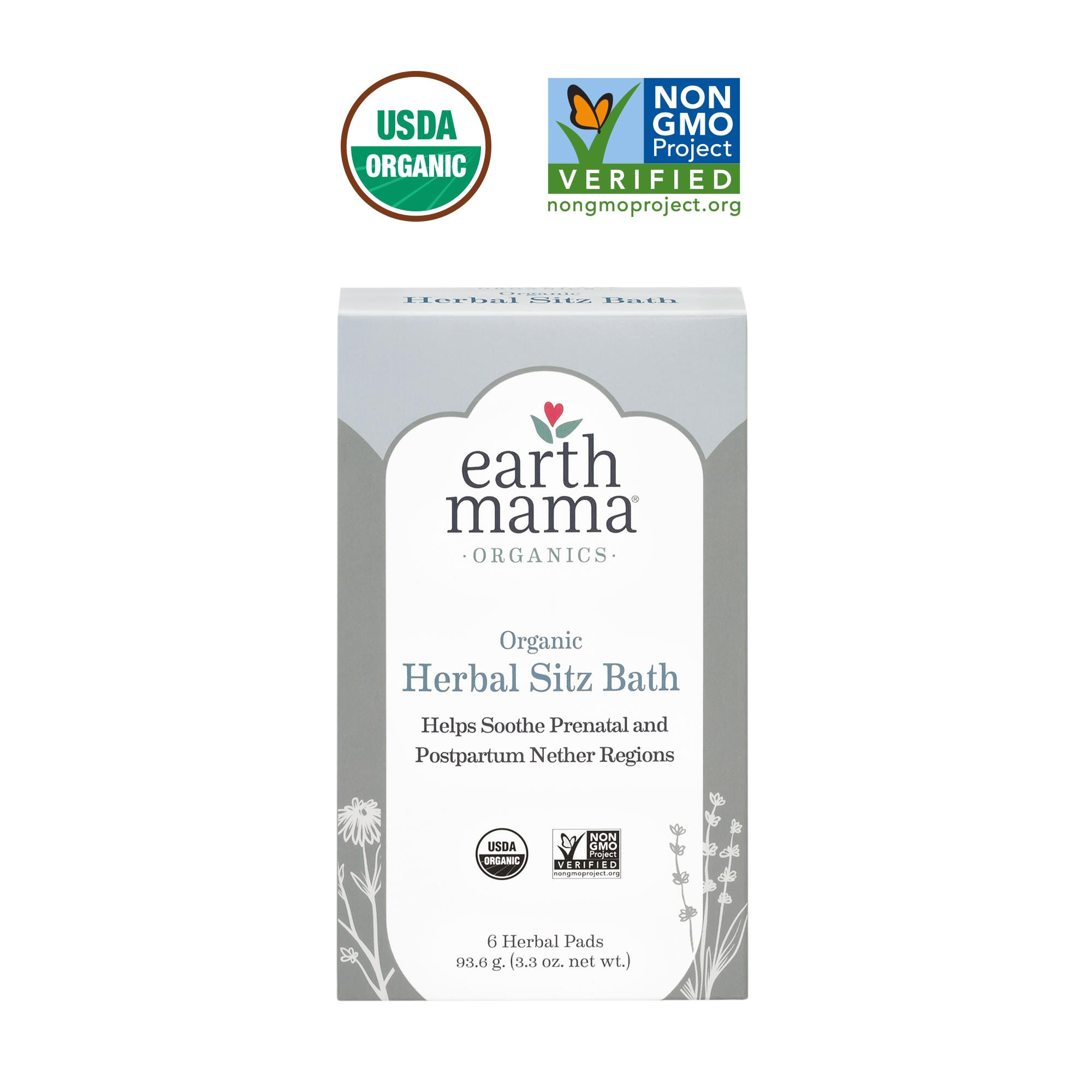 Best Pads for Postpartum Recovery Amazon Com Earth Mama organic Herbal Sitz Bath for Pregnancy and