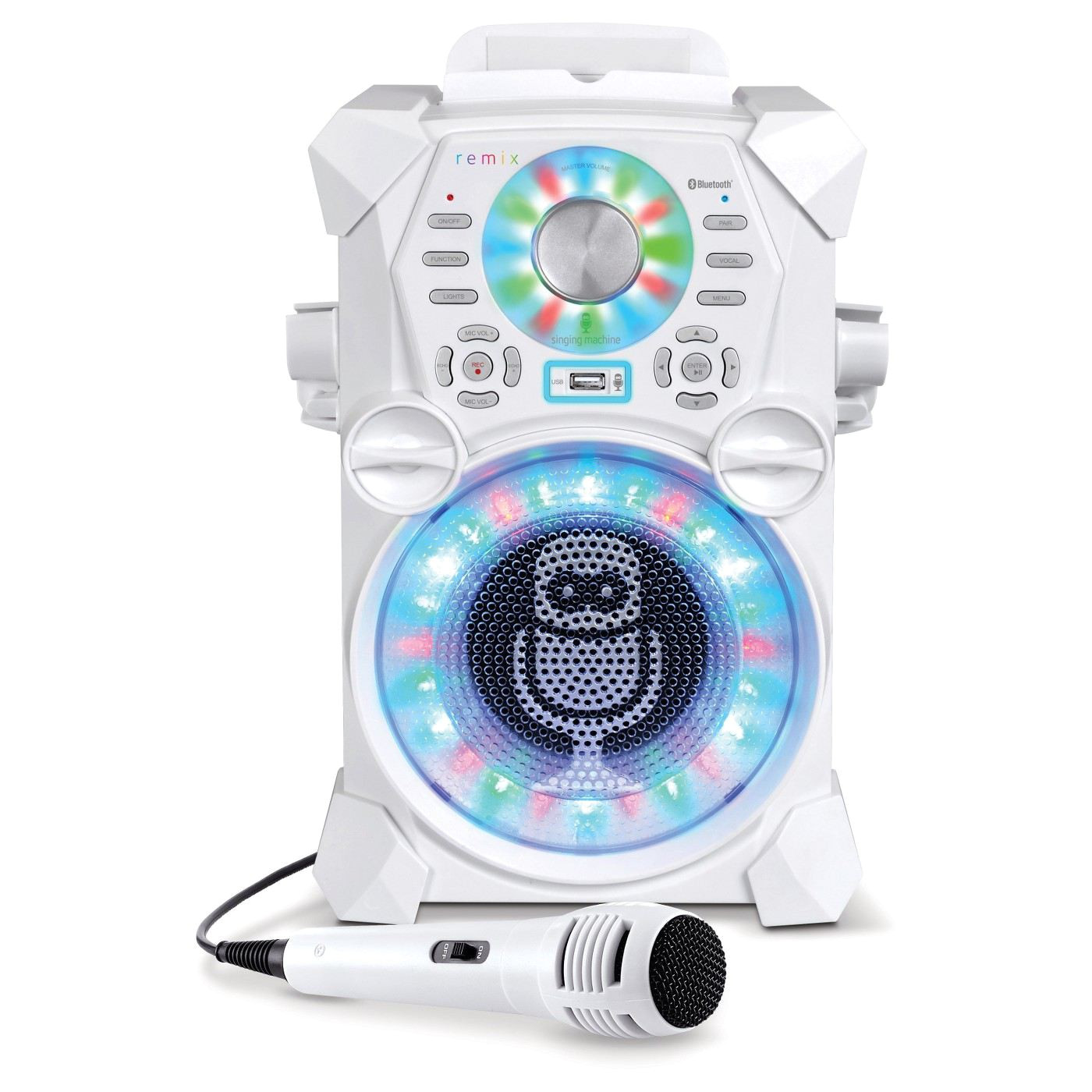 best party singing machine hi definition digital karaoke system