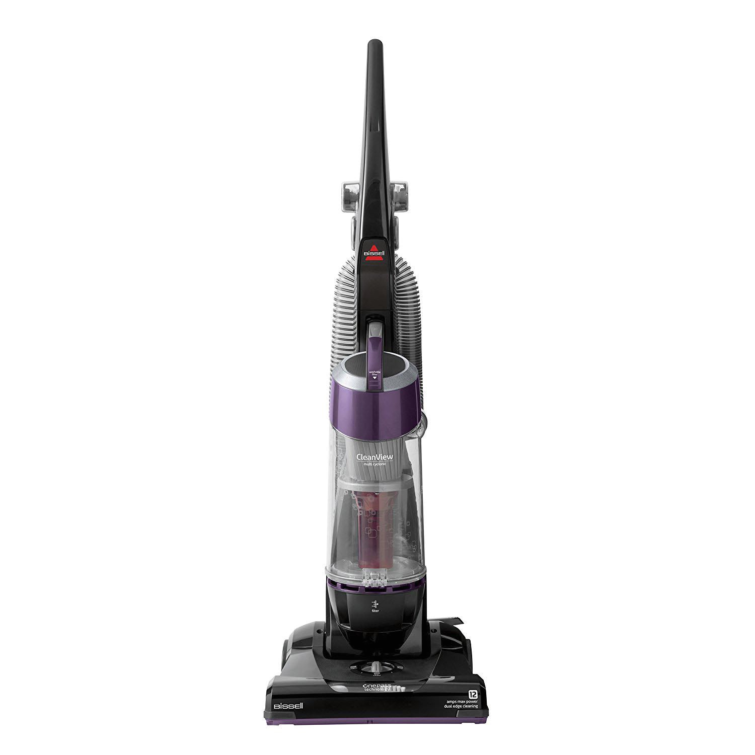 a vacuum is essential to remove dust dander