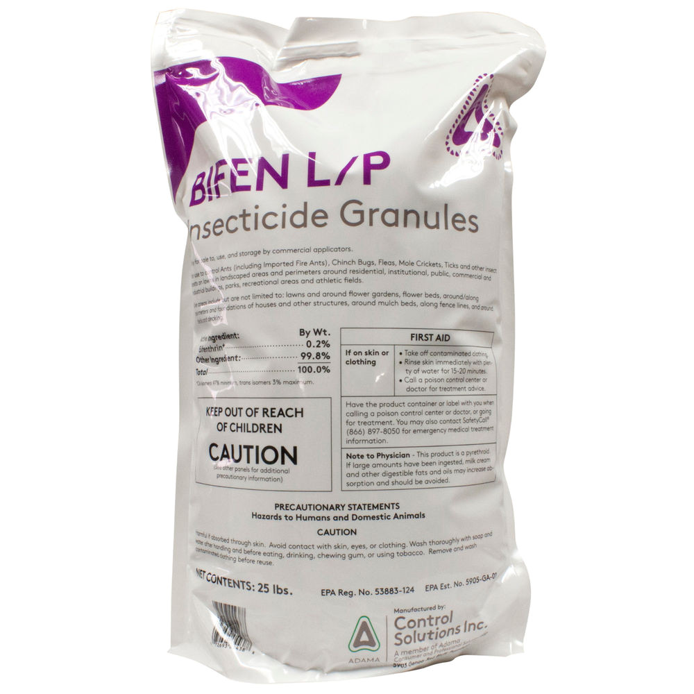 bifen granules 25 lbs bifenthrin insect killer yard granules flea treatment ebay