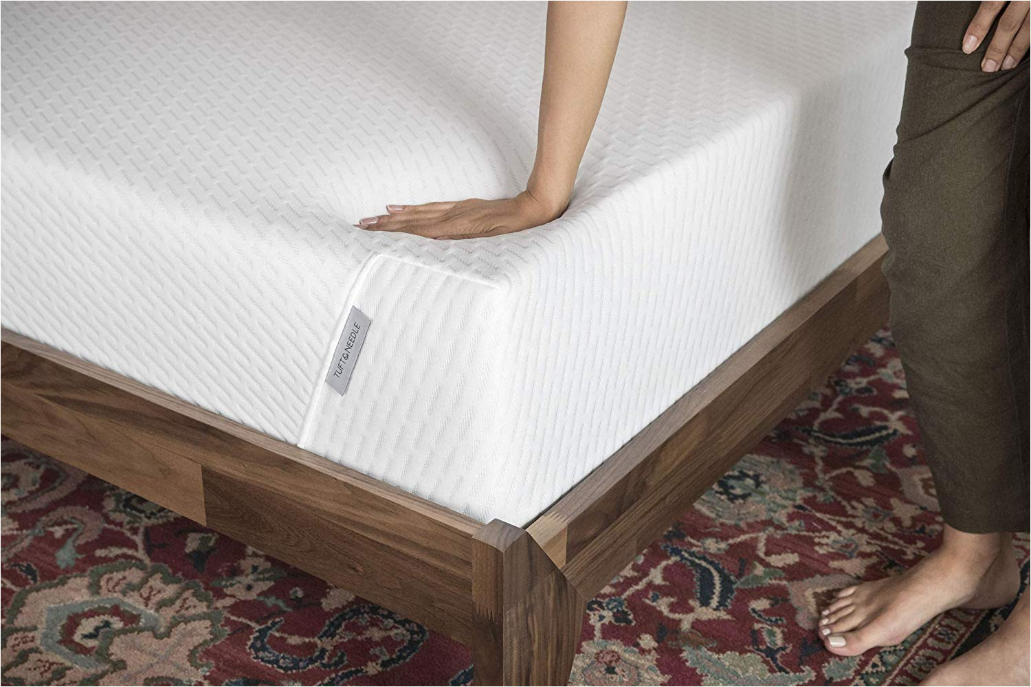 Big Fig Mattress Real Reviews Amazon Com Tuft Needle Queen Mattress Bed In A Box T N Adaptive