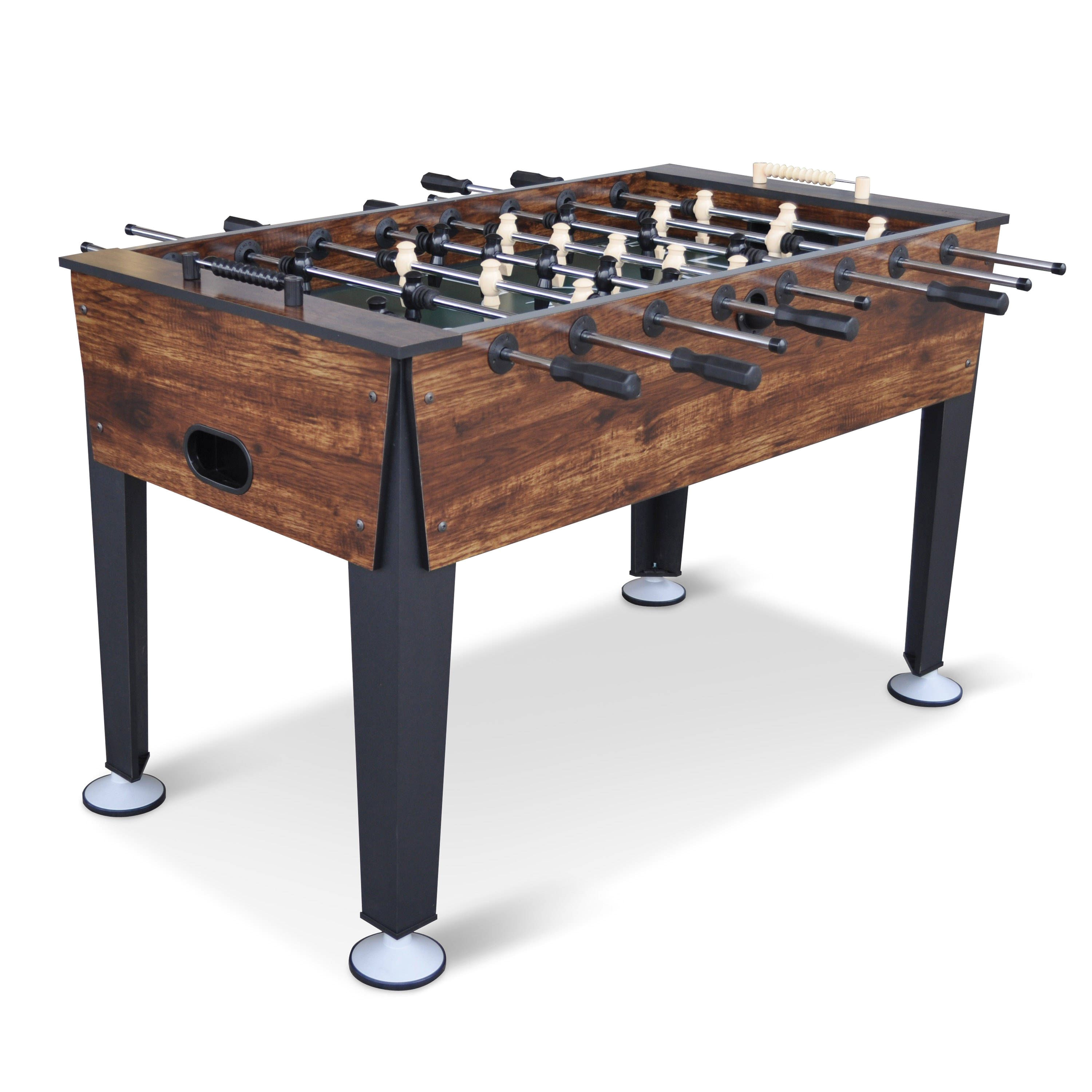buy eastpoint sports 54 newcastle foosball table at walmart com free shipping on orders over 35
