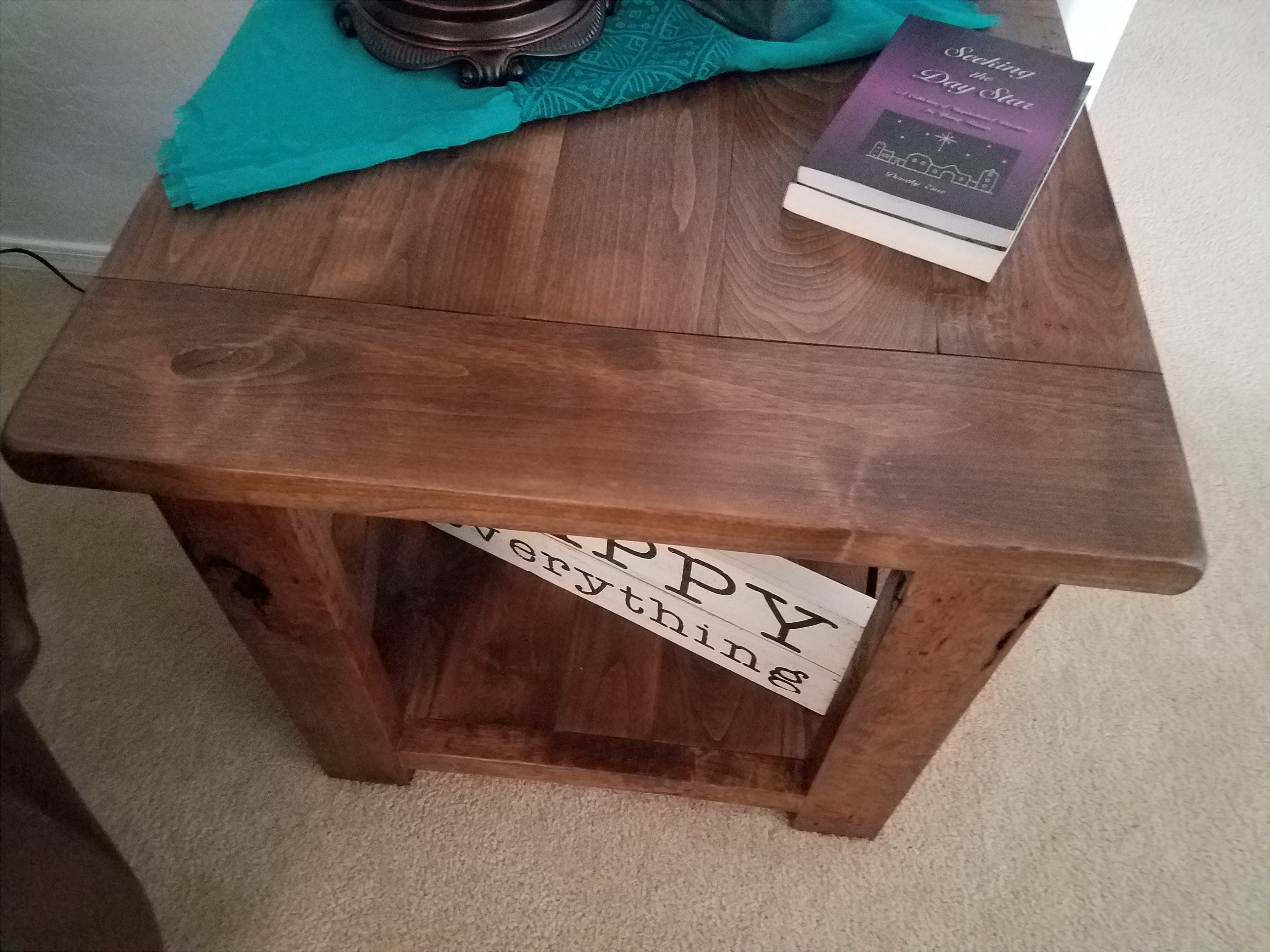 rustic farmhouse style coffee table and end tables the inch high big lots