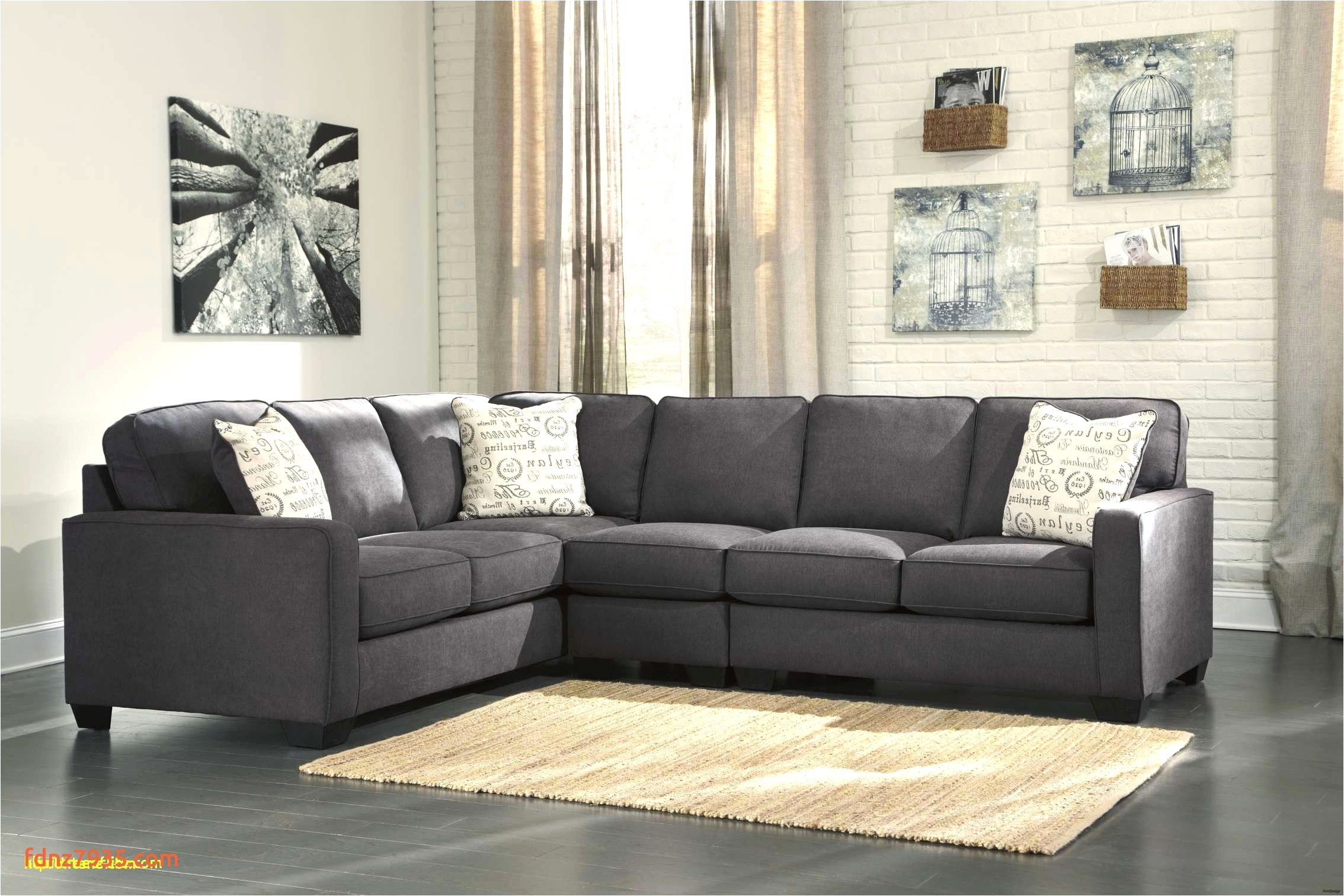 alenya flip charcoal sectional home design 3 piece sofa 0d 30 lovely small living room