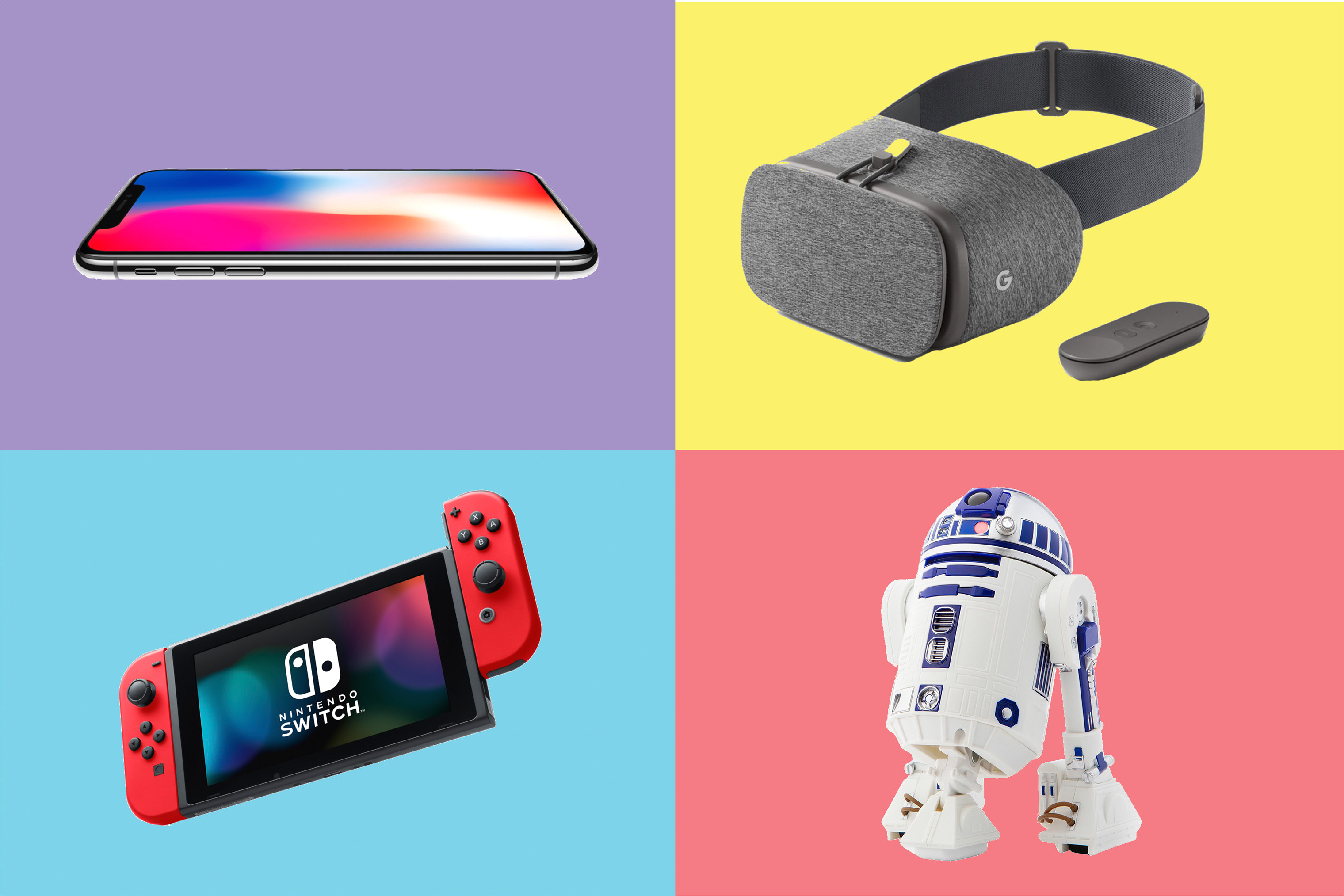 30 ultimate tech gifts for every person on your holiday shopping list