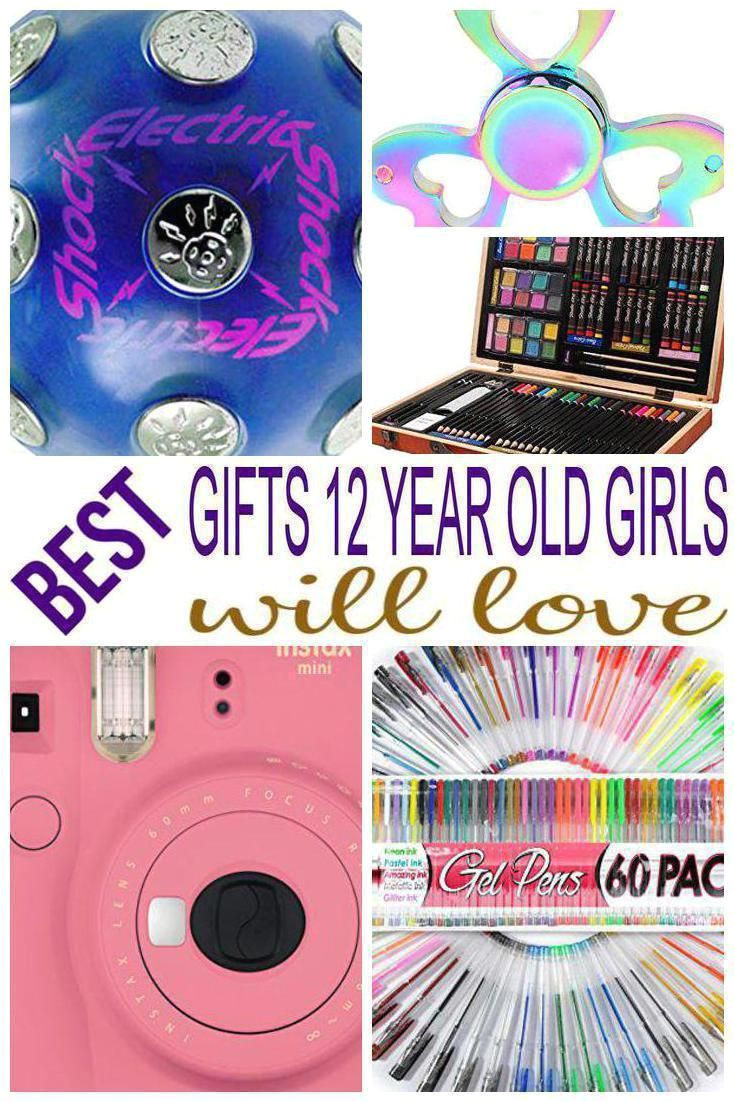 Gifts 12 Year Old Girls Amazing Fun And Cool Gift Ideas For That Yr